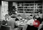 Image of American family preparing Thanksgiving dinner United States USA, 1954, second 62 stock footage video 65675032785