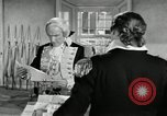 Image of American colonial militia United States USA, 1954, second 17 stock footage video 65675032786