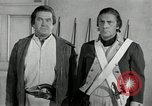 Image of American colonial militia United States USA, 1954, second 54 stock footage video 65675032786