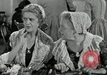Image of American Thanksgiving Day United States USA, 1954, second 29 stock footage video 65675032787