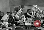 Image of American Thanksgiving Day United States USA, 1954, second 32 stock footage video 65675032787
