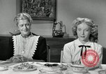 Image of American family celebrating Thanksgiving Day United States USA, 1954, second 23 stock footage video 65675032791