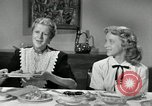 Image of American family celebrating Thanksgiving Day United States USA, 1954, second 40 stock footage video 65675032791