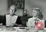 Image of American family celebrating Thanksgiving Day United States USA, 1954, second 41 stock footage video 65675032791