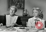 Image of American family celebrating Thanksgiving Day United States USA, 1954, second 42 stock footage video 65675032791