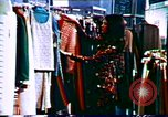 Image of 1970s apparel design industry United States USA, 1972, second 20 stock footage video 65675032795