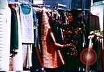 Image of 1970s apparel design industry United States USA, 1972, second 22 stock footage video 65675032795