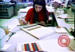 Image of 1970s apparel design industry United States USA, 1972, second 55 stock footage video 65675032795