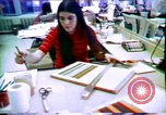 Image of 1970s apparel design industry United States USA, 1972, second 56 stock footage video 65675032795