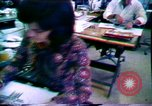Image of 1970s apparel design industry United States USA, 1972, second 59 stock footage video 65675032795