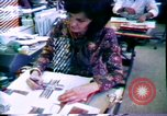 Image of 1970s apparel design industry United States USA, 1972, second 60 stock footage video 65675032795