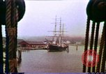 Image of Mystic Seaport Mystic Seaport Connecticut USA, 1972, second 14 stock footage video 65675032796