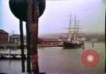 Image of Mystic Seaport Mystic Seaport Connecticut USA, 1972, second 16 stock footage video 65675032796