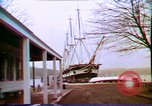 Image of Mystic Seaport Mystic Seaport Connecticut USA, 1972, second 54 stock footage video 65675032796