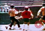 Image of Lacrosse games and lacrosse players United States USA, 1972, second 12 stock footage video 65675032798