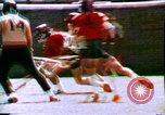 Image of Lacrosse games and lacrosse players United States USA, 1972, second 13 stock footage video 65675032798