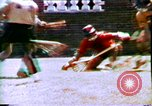 Image of Lacrosse games and lacrosse players United States USA, 1972, second 14 stock footage video 65675032798
