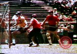 Image of Lacrosse games and lacrosse players United States USA, 1972, second 20 stock footage video 65675032798