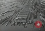 Image of Aerial view New York City and Manhattan Island New York City USA, 1939, second 17 stock footage video 65675032800