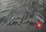 Image of Aerial view New York City and Manhattan Island New York City USA, 1939, second 18 stock footage video 65675032800