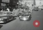 Image of New York City police car driving in midtown Manhattan New York City USA, 1939, second 8 stock footage video 65675032802