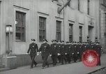 Image of New York City policemen 18th Precinct New York City USA, 1939, second 20 stock footage video 65675032804