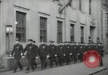 Image of New York City policemen 18th Precinct New York City USA, 1939, second 21 stock footage video 65675032804