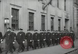 Image of New York City policemen 18th Precinct New York City USA, 1939, second 22 stock footage video 65675032804