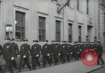 Image of New York City policemen 18th Precinct New York City USA, 1939, second 23 stock footage video 65675032804