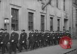 Image of New York City policemen 18th Precinct New York City USA, 1939, second 25 stock footage video 65675032804