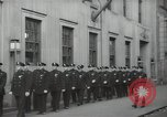 Image of New York City policemen 18th Precinct New York City USA, 1939, second 26 stock footage video 65675032804