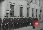 Image of New York City policemen 18th Precinct New York City USA, 1939, second 28 stock footage video 65675032804