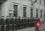 Image of New York City policemen 18th Precinct New York City USA, 1939, second 30 stock footage video 65675032804