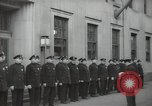Image of New York City policemen 18th Precinct New York City USA, 1939, second 31 stock footage video 65675032804