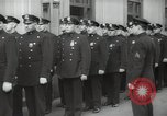Image of New York City policemen 18th Precinct New York City USA, 1939, second 33 stock footage video 65675032804