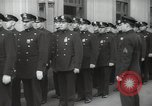 Image of New York City policemen 18th Precinct New York City USA, 1939, second 34 stock footage video 65675032804