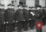 Image of New York City policemen 18th Precinct New York City USA, 1939, second 41 stock footage video 65675032804