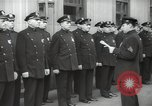 Image of New York City policemen 18th Precinct New York City USA, 1939, second 43 stock footage video 65675032804
