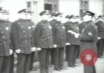 Image of New York City policemen 18th Precinct New York City USA, 1939, second 44 stock footage video 65675032804