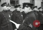 Image of New York City policemen 18th Precinct New York City USA, 1939, second 53 stock footage video 65675032804