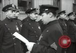 Image of New York City policemen 18th Precinct New York City USA, 1939, second 55 stock footage video 65675032804