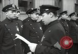 Image of New York City policemen 18th Precinct New York City USA, 1939, second 56 stock footage video 65675032804
