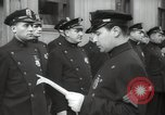 Image of New York City policemen 18th Precinct New York City USA, 1939, second 57 stock footage video 65675032804