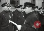 Image of New York City policemen 18th Precinct New York City USA, 1939, second 58 stock footage video 65675032804