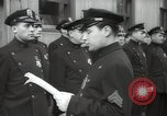Image of New York City policemen 18th Precinct New York City USA, 1939, second 59 stock footage video 65675032804