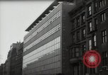 Image of paintings in exhibition New York City USA, 1950, second 47 stock footage video 65675032805