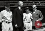 Image of Connie Mack with sons and grandson Philadelphia Pennsylvania USA, 1946, second 55 stock footage video 65675032811