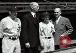 Image of Connie Mack with sons and grandson Philadelphia Pennsylvania USA, 1946, second 56 stock footage video 65675032811
