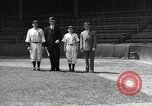 Image of Connie Mack with sons and grandson Philadelphia Pennsylvania USA, 1946, second 58 stock footage video 65675032811