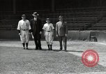 Image of Connie Mack with sons and grandson Philadelphia Pennsylvania USA, 1946, second 60 stock footage video 65675032811
